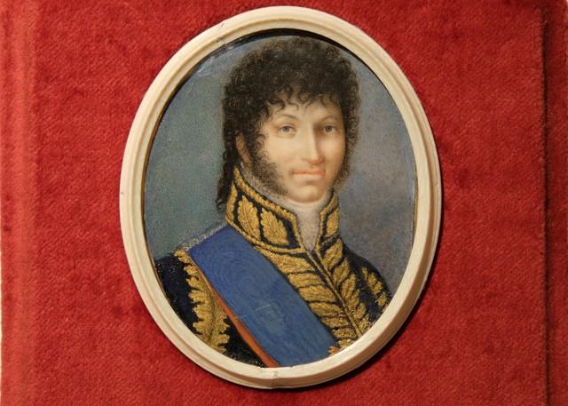 , 'Portrait miniature of Joachim Murat,' , Robilant + Voena