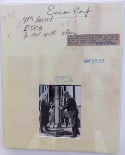 , 'Putting in time  (05/22/67),' 2015, Charim Galerie