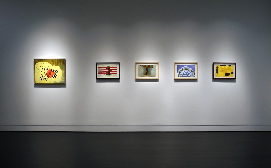 Jacob Kainen, Thomas Nozkowski, Sean Scully, July 14, 2016 - August 19, 2016, HEMPHILL Fine Arts
