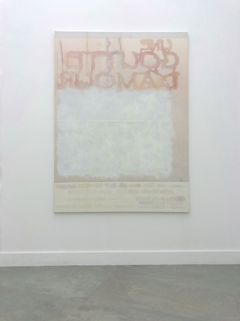 Benoit Platéus, 'Une goutte d'amour', 2015, Painting, Acrylic on movie poster, mounted on canvas, Barbé Urbain Gallery