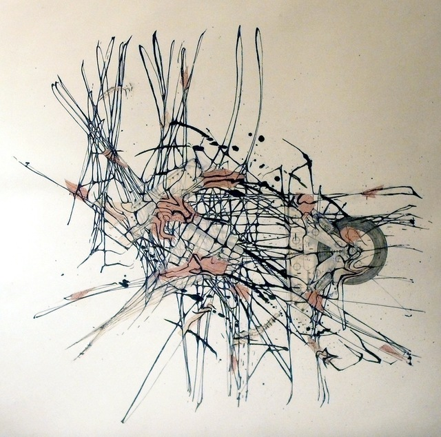 , 'Parallax Series #1,' 2013, K. Imperial Fine Art