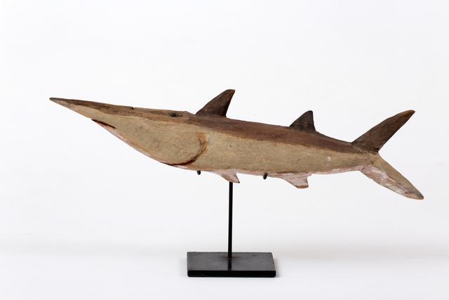 , 'Shark, Wik people, West Cape York, Queensland,' 1962, Tim Klingender Fine Art