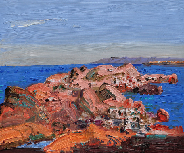 , 'Port de Grave,' 2012, Christina Parker Gallery