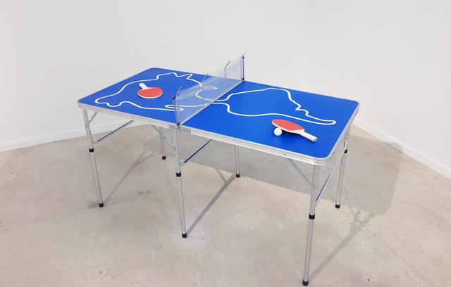 , 'Fair Play 1 (small version),' 2019, Fabien Castanier Gallery