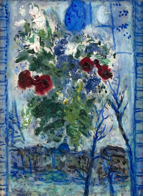 , 'Fleurs à la Fenêtre,' 1959 , Willow Gallery