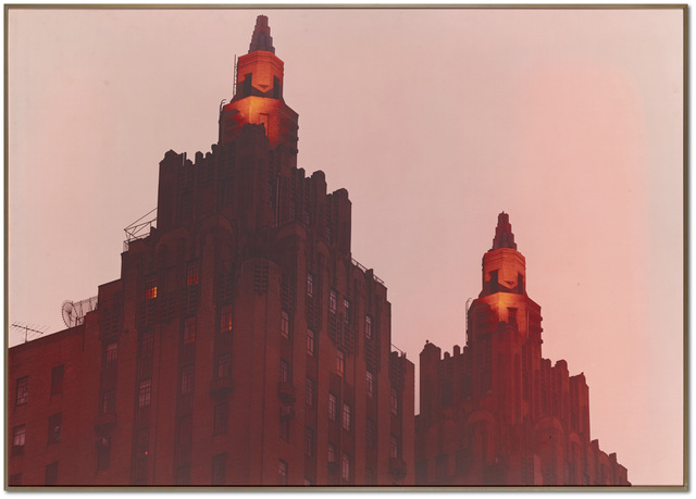 , 'The Eldorado, built 1929/31, New York,' 1979, TASCHEN