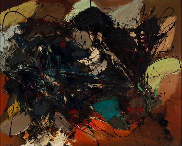 Tadeusz Kantor, 'XI', Capsule Gallery Auction