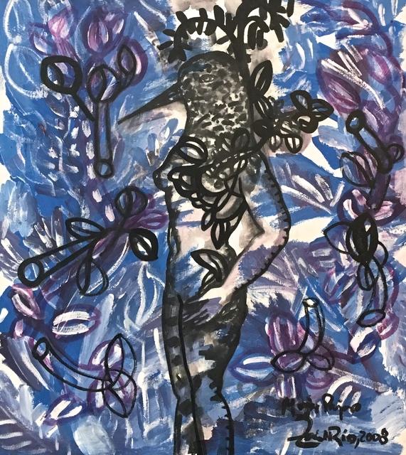 Zaida del Río, 'Mujer Pájaro', 2008, MLA Gallery