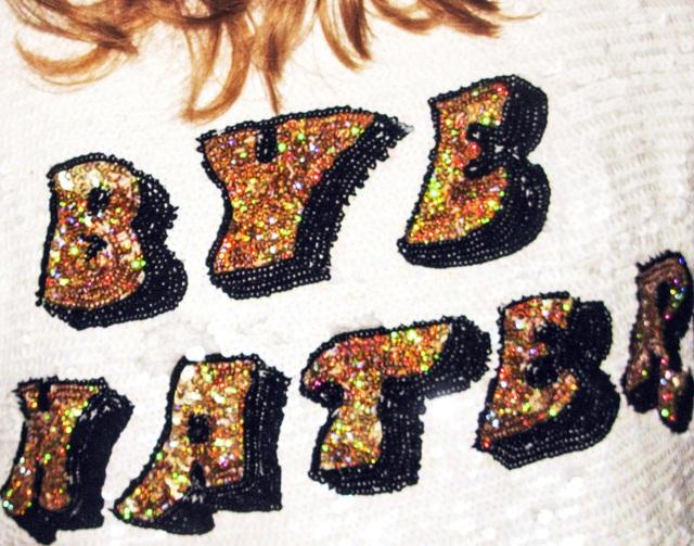 , 'Bye Hater,' , Nathalie Karg Gallery
