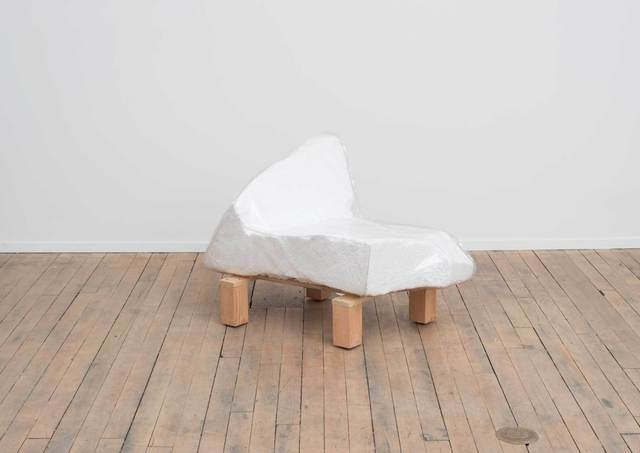 , 'Chunk Chair Fast Back,' 2006, Volume Gallery