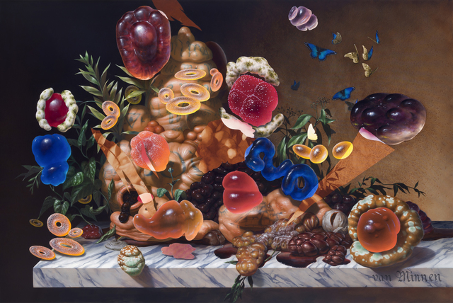 , 'Still-Life with VOC Meermin and Jelly Rings ,' 2015, Gallery Poulsen