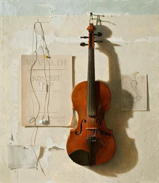, 'Violin,' 2015, Adelson Galleries
