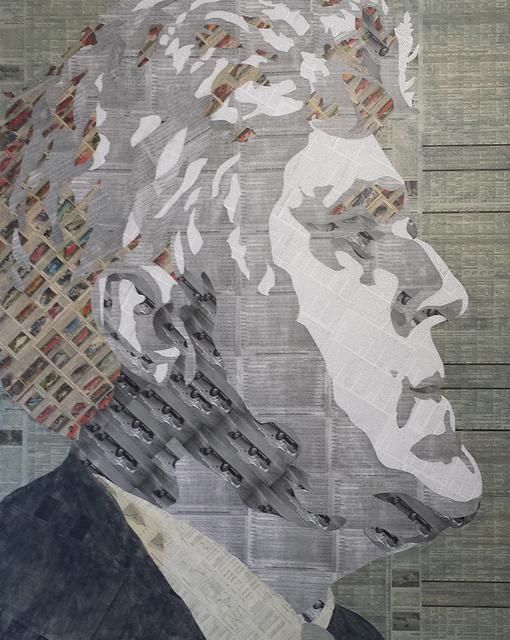 , 'Jay Leno,' 2016, Paraphé