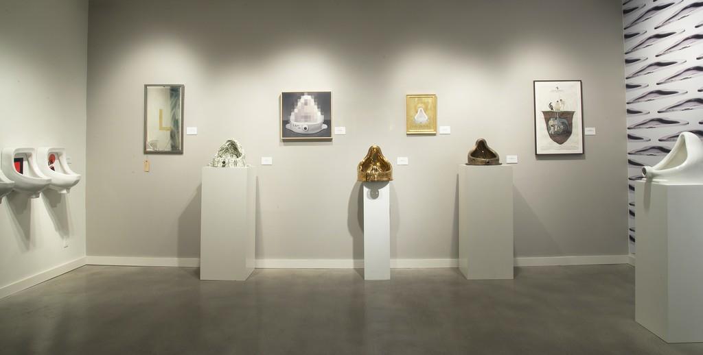 Found Object Homage To Duchamp >> Marcel Duchamp Fountain An Homage Francis M Naumann Fine Art Artsy