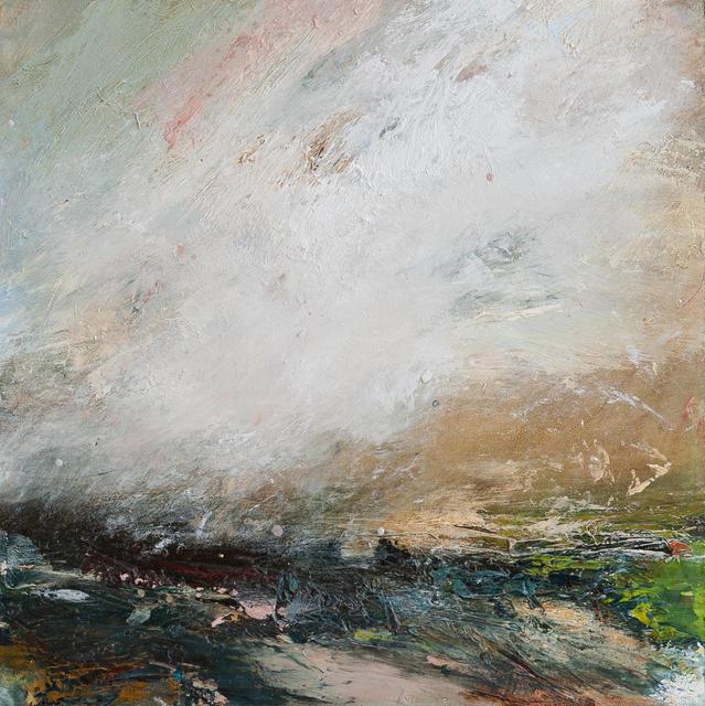 Dion Salvador Lloyd, 'Angel Light II', 2019, Painting, Oil on Panel, Belgravia Gallery