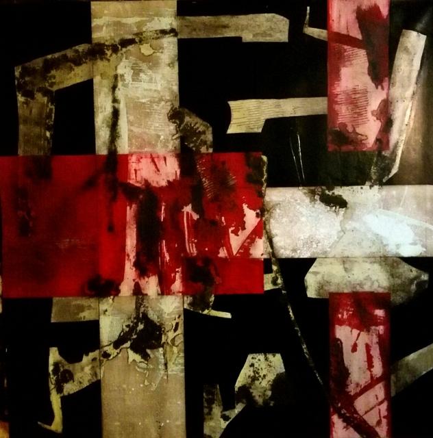 Marino Marini, 'Red Labyrinth II', 2015, Kreislerart
