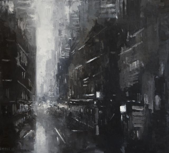 , 'Autum rain,' 2018, GALLERI RAMFJORD