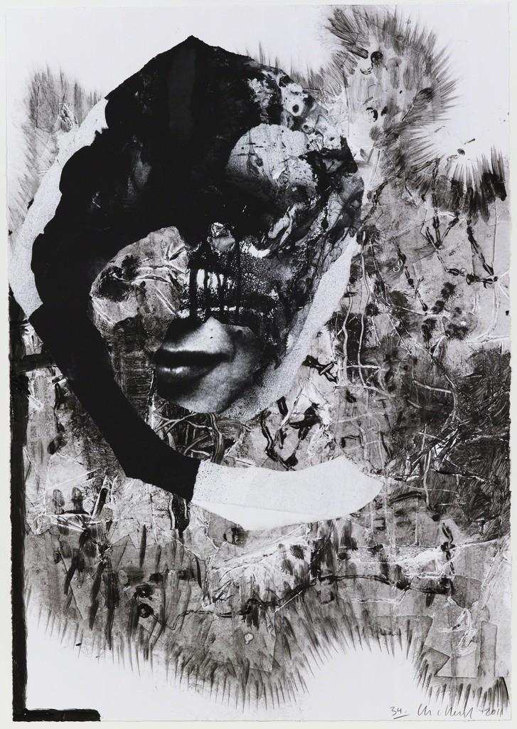 Charline von Heyl, 'Lacuna Lotto,' 2011, Parkett