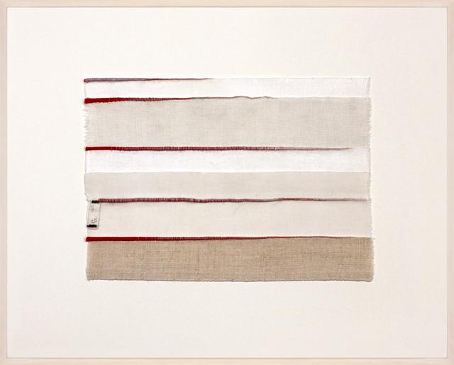, 'Inventory Drawing G. ,' 2017, Rhona Hoffman Gallery