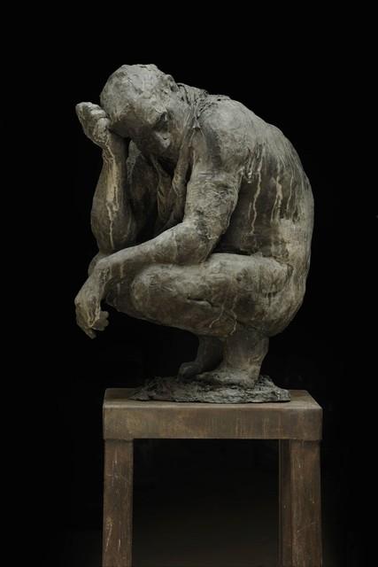 , 'Crouching Man III,' , Mossgreen Gallery