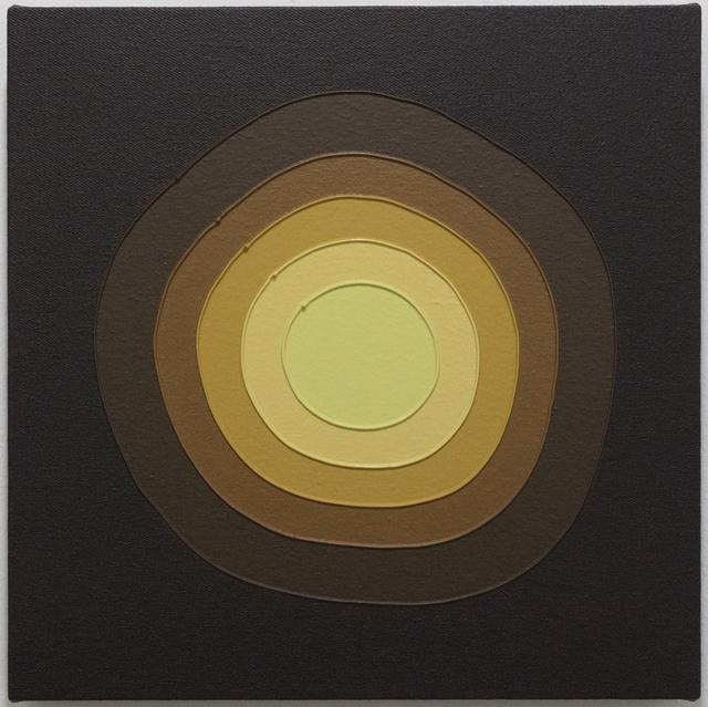 Taro Morimoto, 'la lumière #8', 2009, Painting, Oil & Acrylic on Denim, GALLERY TAGA 2
