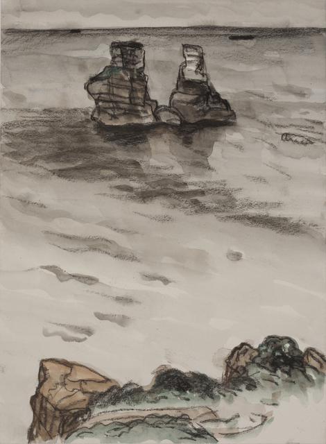 , '燭台嶼,' 2010, Double Square Gallery