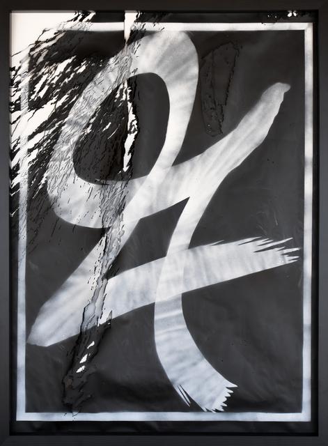 Jussi TwoSeven, 'ROAR! stencils', 2016, Galleria Heino