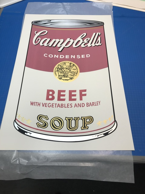 Andy Warhol, 'Campbell's Soup I, Beef F&S II.49', 1968, Fine Art Mia