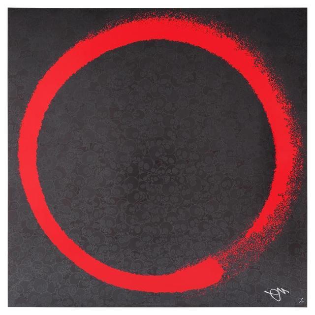 Takashi Murakami, 'Enso: Earthly Desires', 2015, Upsilon Gallery