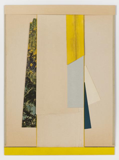 , 'Transfer (Field),' 2014, Fleisher/Ollman
