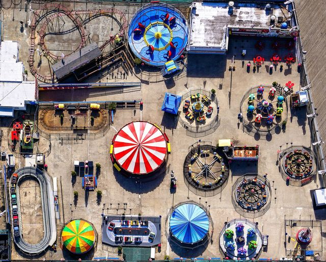 , 'Coney Island Pinball,' 2017, Axiom Contemporary