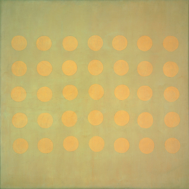 , 'Buds,' ca. 1959, Guggenheim Museum