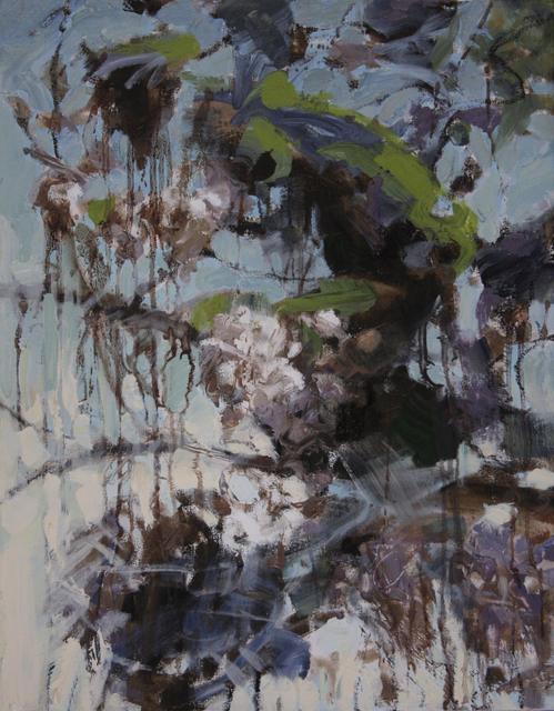 , 'Lashway Locusts  III  ,' 2016, William Baczek Fine Arts