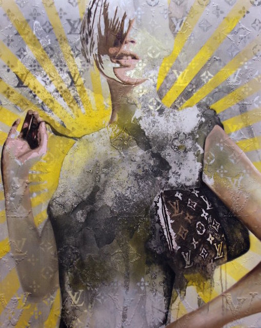 , 'LV Faded Moss,' , Isabella Garrucho Fine Art