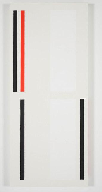 , 'Segmentos I,' 2012, Durban Segnini Gallery