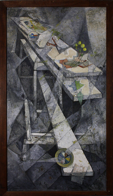 , 'Abstraction,' 1959, Pan American Art Projects