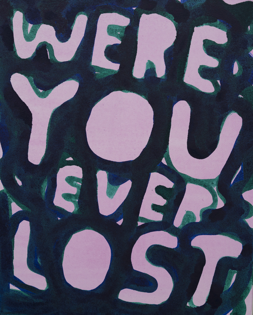 Stefan Marx, 'Were You Ever Lost', 2019, Ruttkowski;68