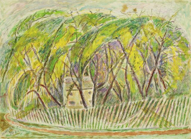 Marie Vorobieff Marevna, 'Ealing', 1980, Roseberys