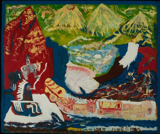 , 'Trail Riders,' 1979, Ricco/Maresca Gallery