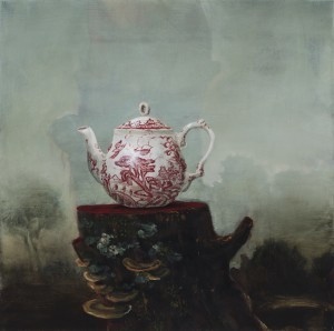 , 'Tea with Ghosts,' 2017, k contemporary