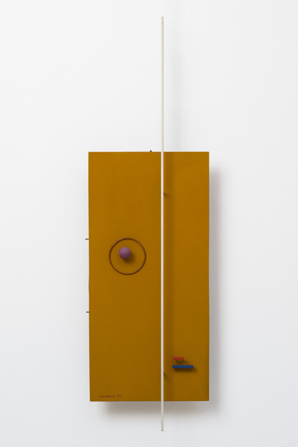 , 'Contraste complémentaire,' 1953, Borzo Gallery