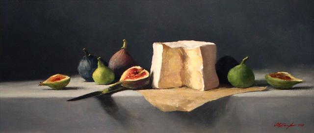 , 'L'Explorateur and Figs,' 2017, Spalding Nix Fine Art