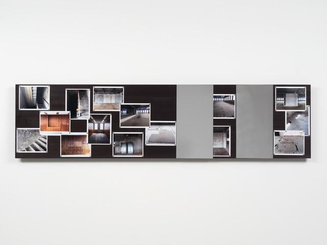 , 'Body/Building: Incomplete Open (one),' 2017, Bortolami
