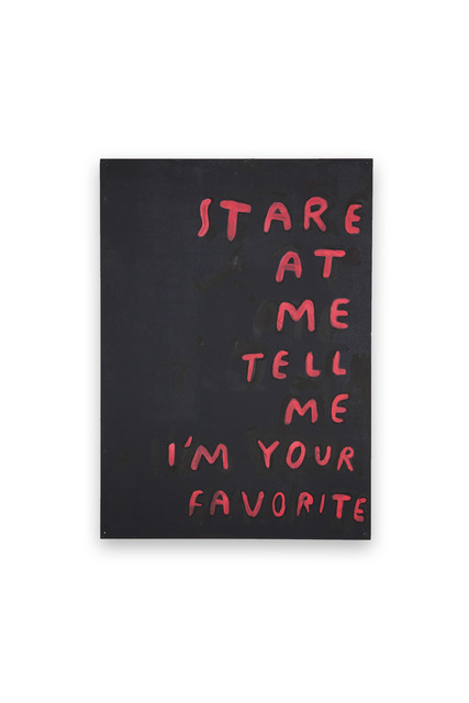 , 'Favorite,' 2014, Underdogs Gallery