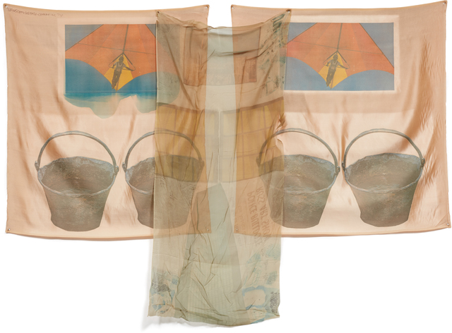 Robert Rauschenberg, 'Plus Fours, from Hoarfrost Editions', 1974, Phillips