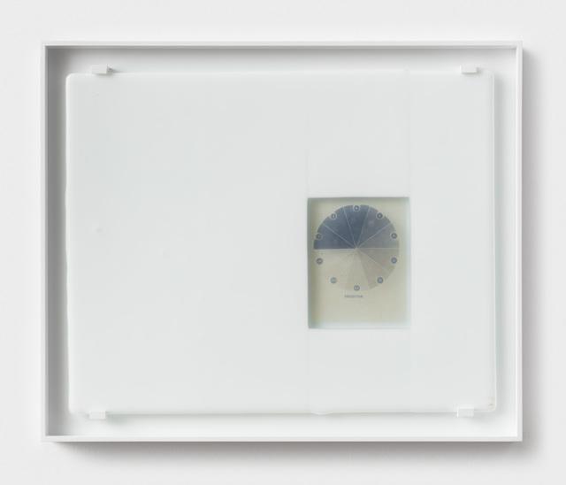 , 'Print Calculator I,' 2018, Rachel Uffner Gallery