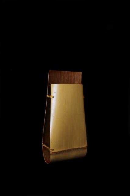, 'Noshitake bamboo hanging flower vase,' 2017, Ippodo Gallery