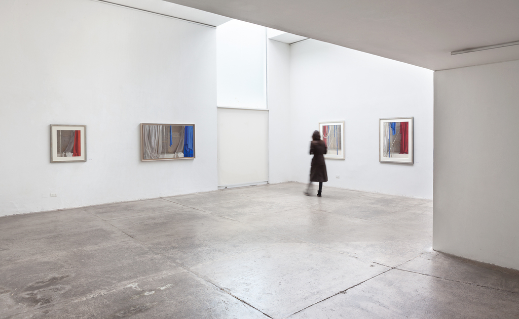 Ricardo Maffei at AMS Galería, 2018
