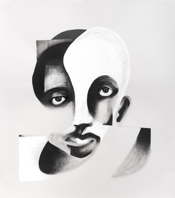 , 'Untitled Portrait IV,' , Moskowitz Bayse