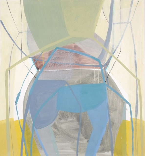 , 'Piling in Front #2,' 2015, Kathryn Markel Fine Arts
